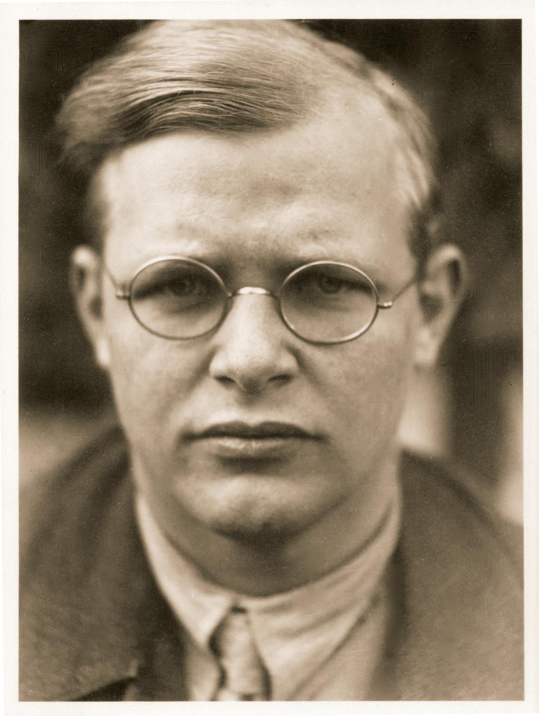 Pasteur Bonhoeffer, capture COE