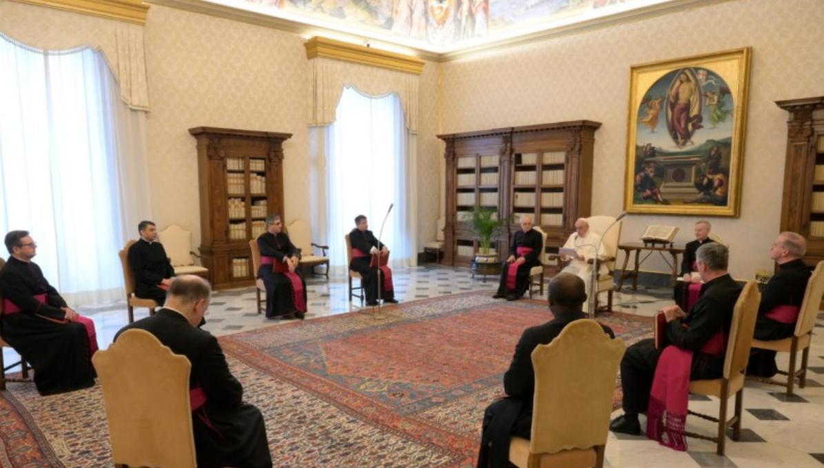 Audience générale, 22 avril 2020 © Vatican Media