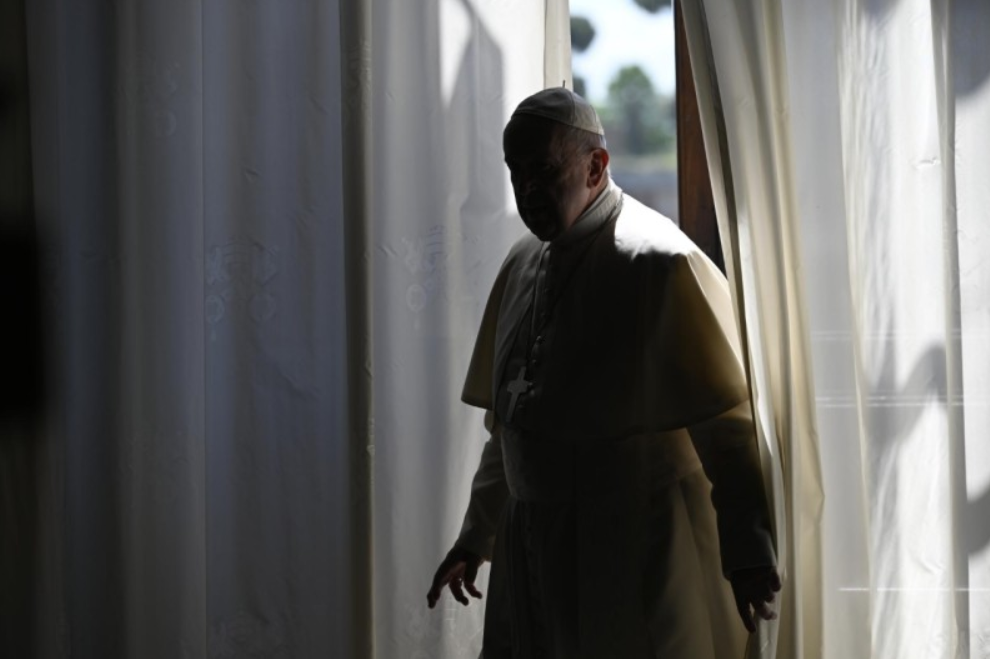 Regina Caeli du 3 mai 2020 © Vatican Media