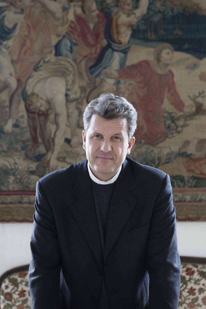 P. Laurent Stalla-Bourdillon, crédit photo Yannick BOSCHAT