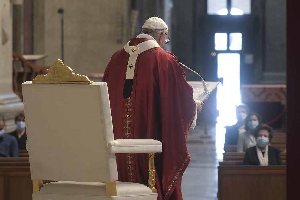 Pentecôte, 31 mai 2020 © Vatican Media