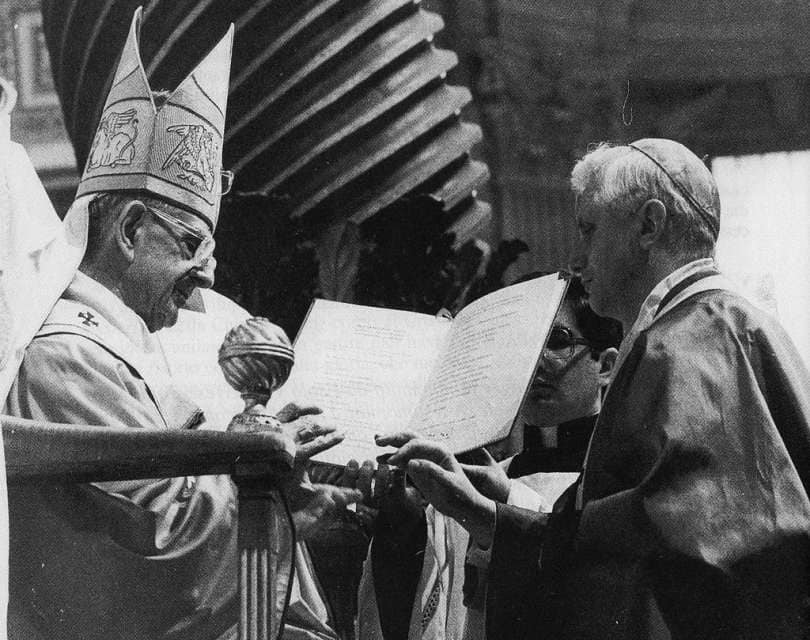 Consistoire du 27 juin 1977, archives, DP