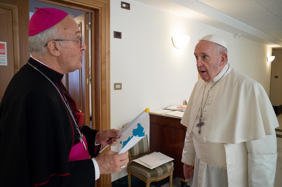 Mgr Alfred Xuereb © Vatican Media