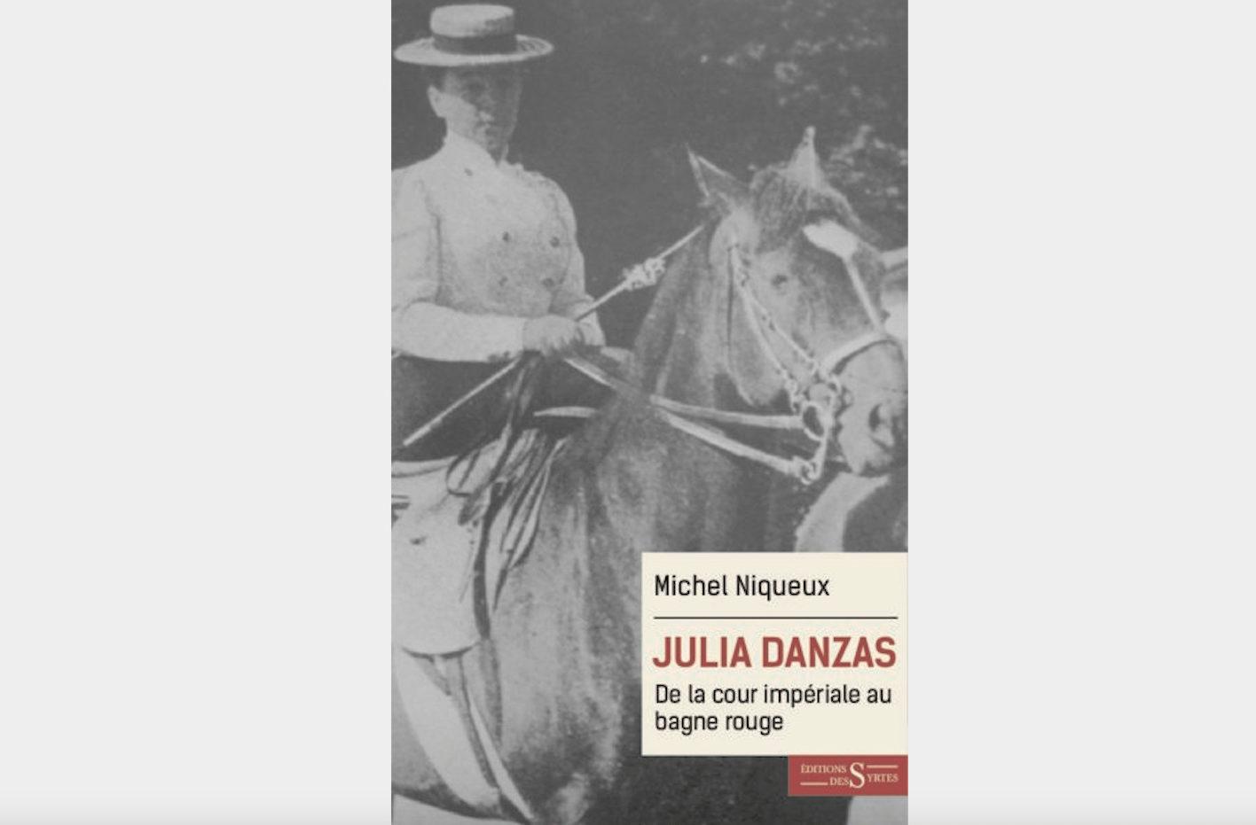 Julia Danzas @ Editions des Syrtes