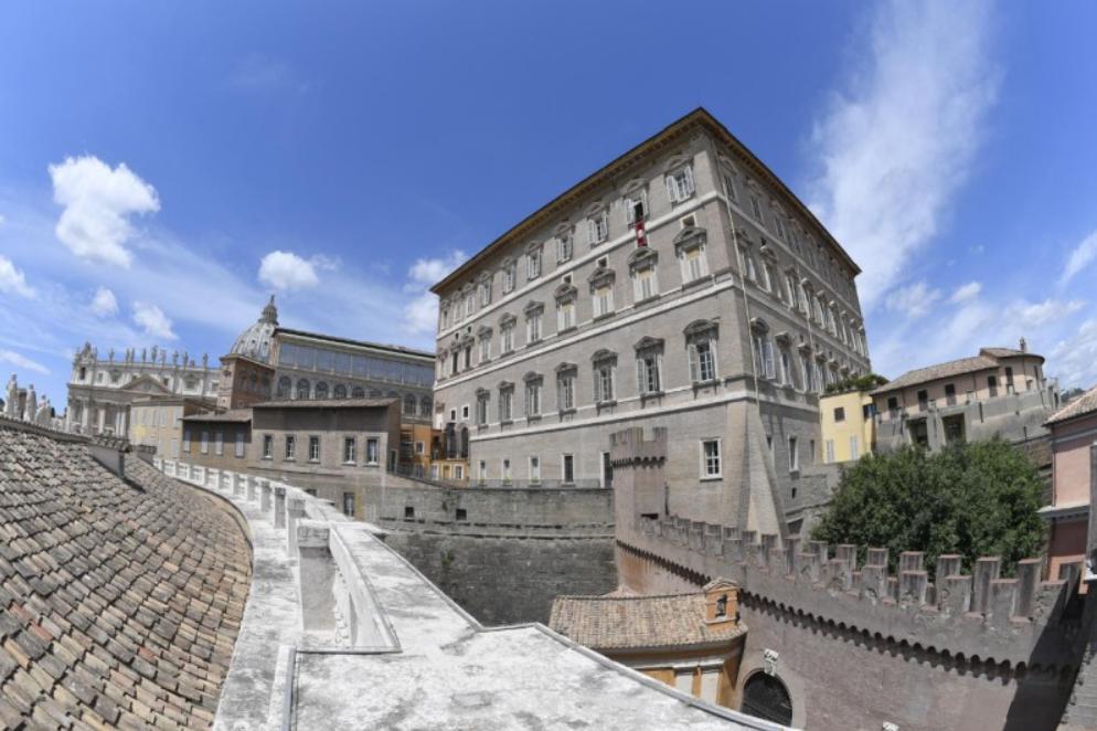 Angélus du 7 juin 2020 © Vatican Media