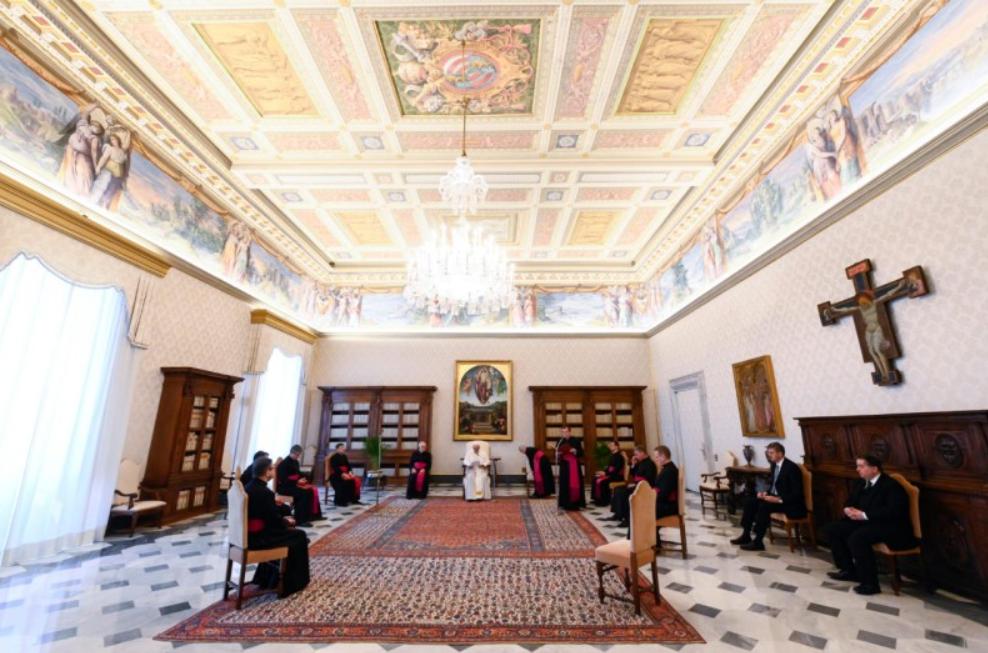 Audience générale du 3 juin 2020 © Vatican Media