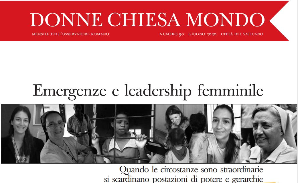 Femmes Eglise Monde juin 2020