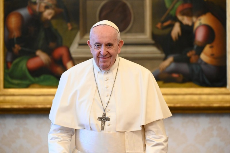 Audience du 24 juin 2020 © Vatican Media