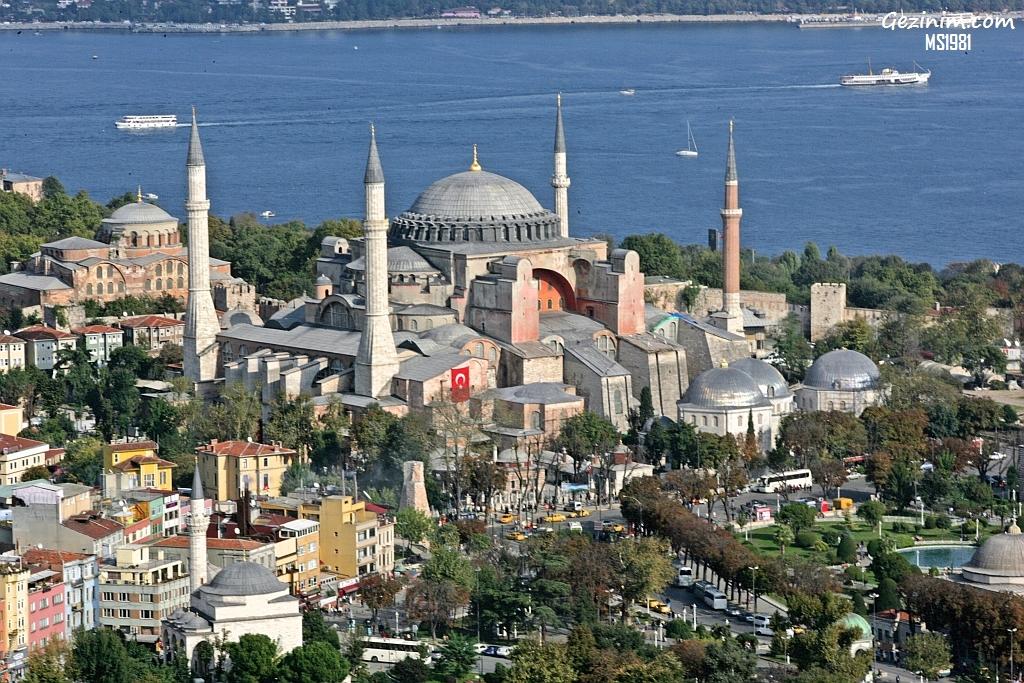 Sainte-Sophie, Istanbul, Turquie @ vacancesaistanbul1.blogspot.com