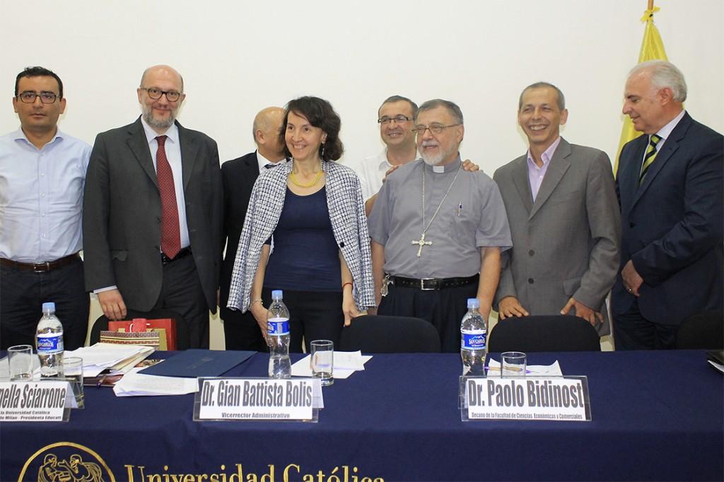 Prof. Antonella Sciarrone Alibrandi © CampUCSS