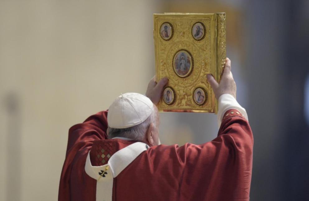 Messe du 29 juin 2020, saints Pierre et Paul © Vatican Media