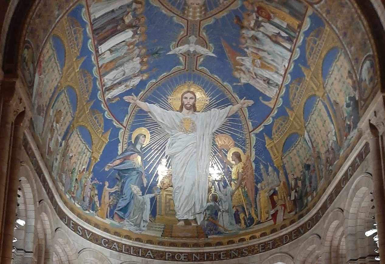 Basilique du Sacré-Coeur de Montmartre (Paris, France) © Anita Sanchez