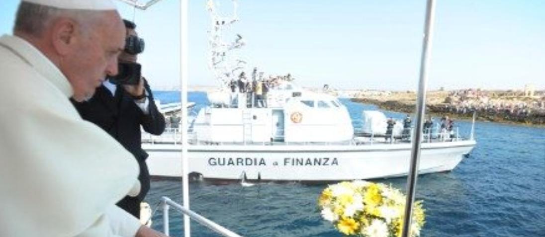 Lampedusa: un voyage du pape François qui continue