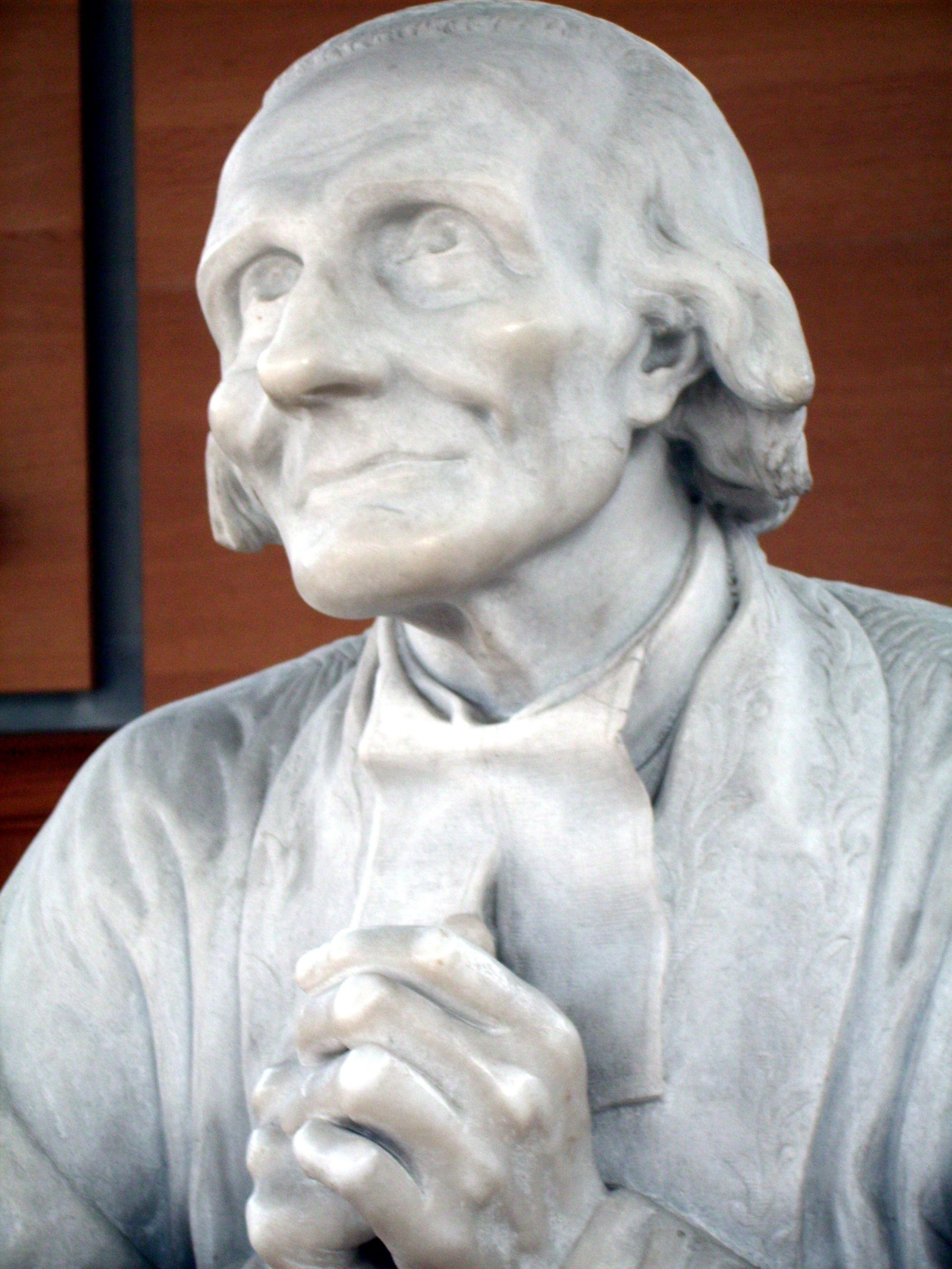 S. Jean-Marie Vianney par Emilien Cabuchet (1867) @ wikimedia commons / Andreas König
