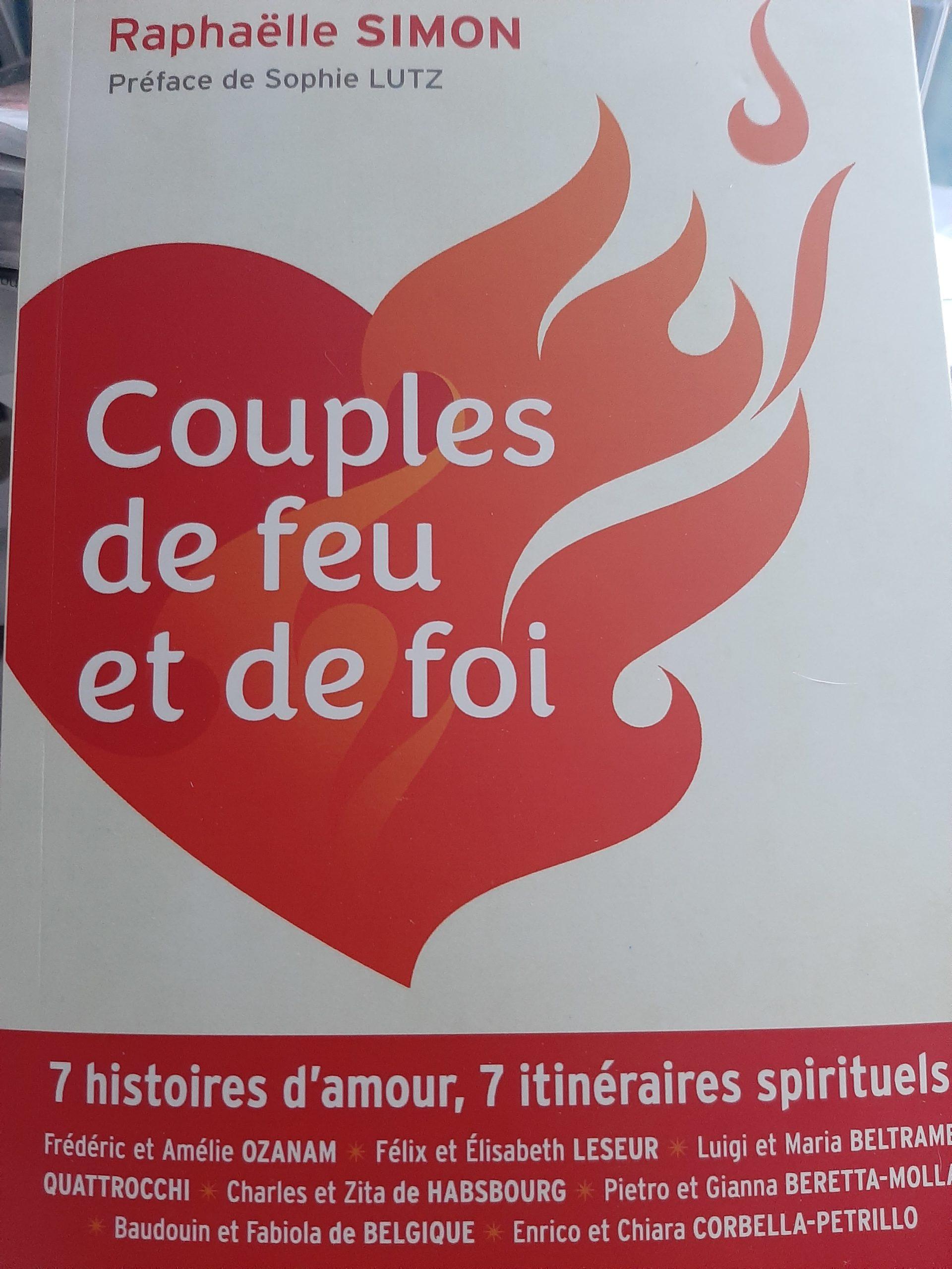 Couples de feu et de foi (Emmanuel), crédit photo A. Sanchez