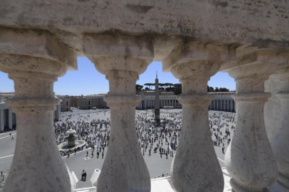 Angélus du 5 juillet 2020 © Vatican Media