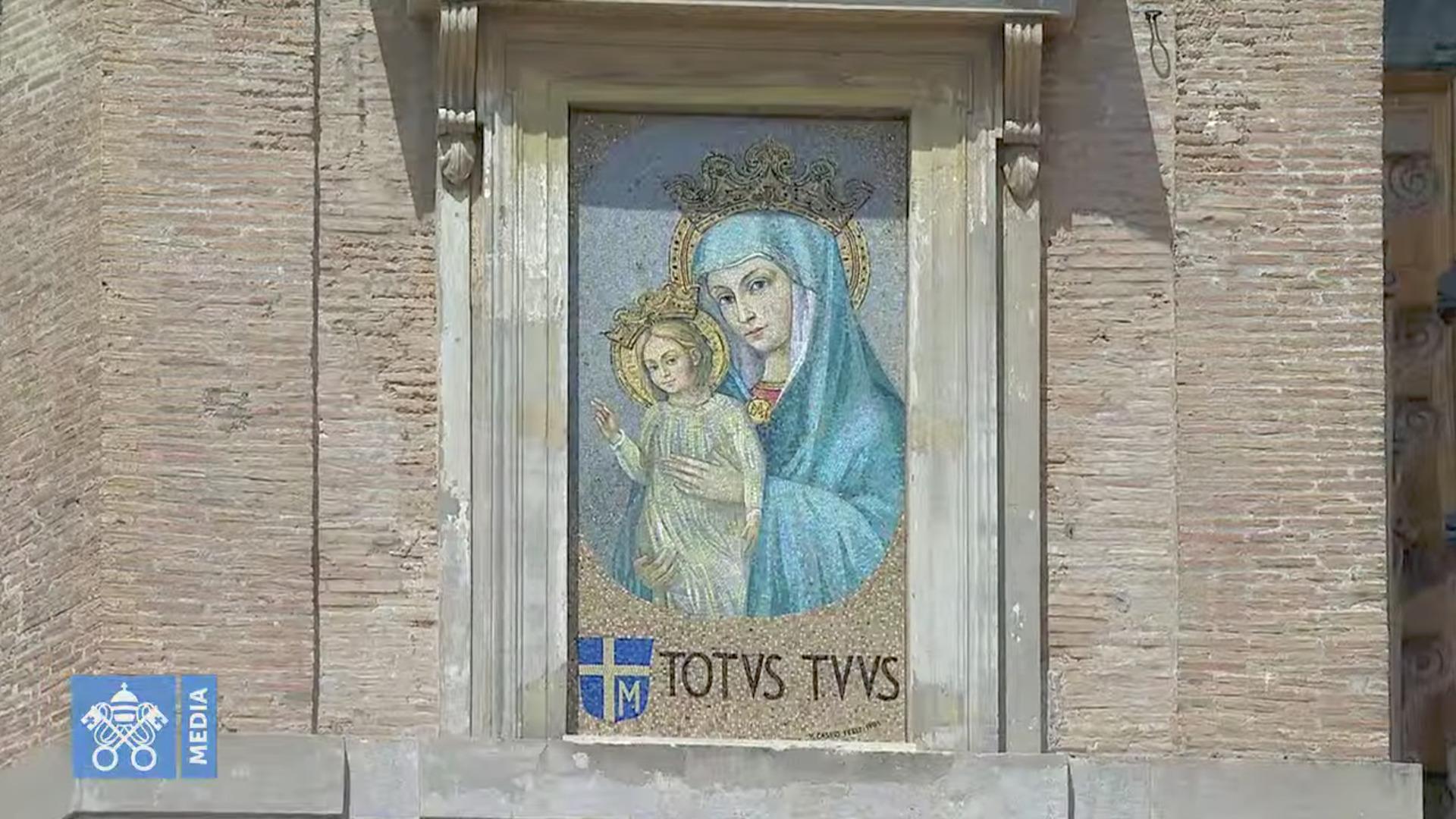 Angélus du 12 juillet 2020, capture @ Vatican Media