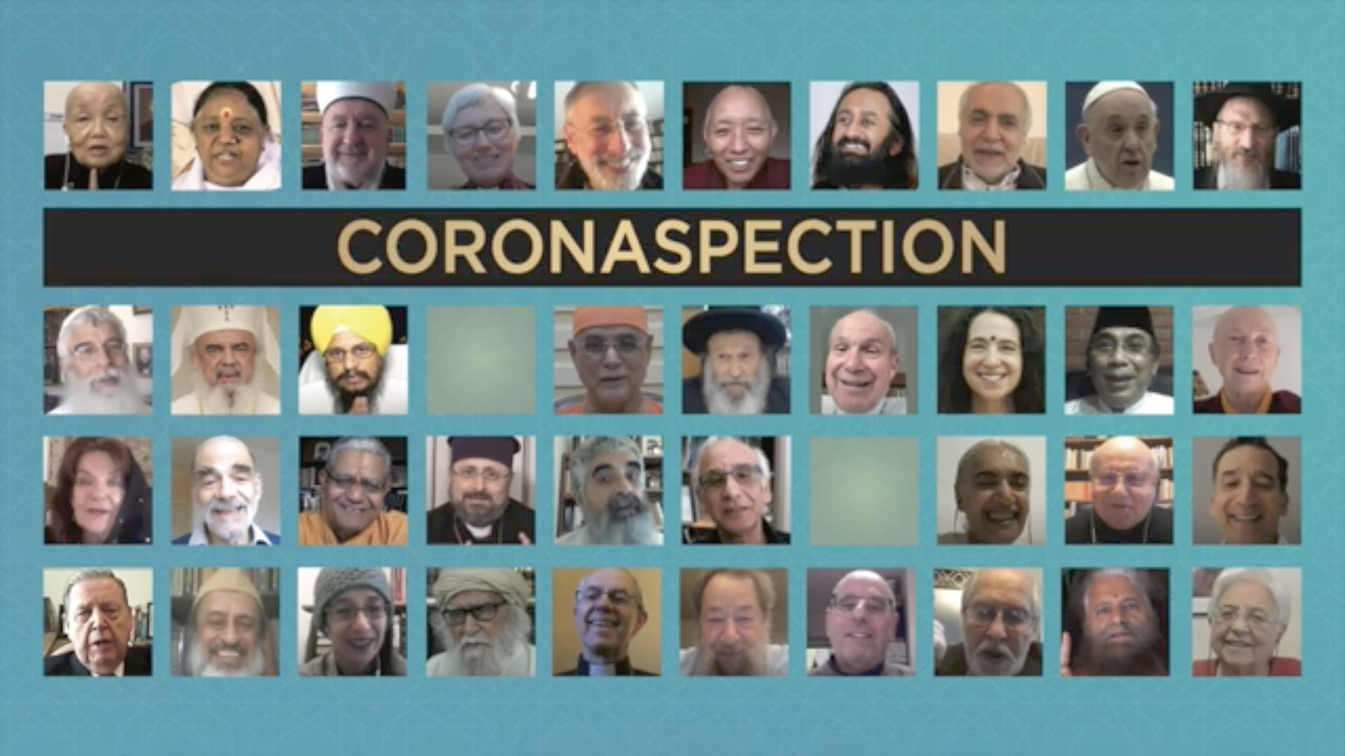 Coronaspection, capture @ YouTube