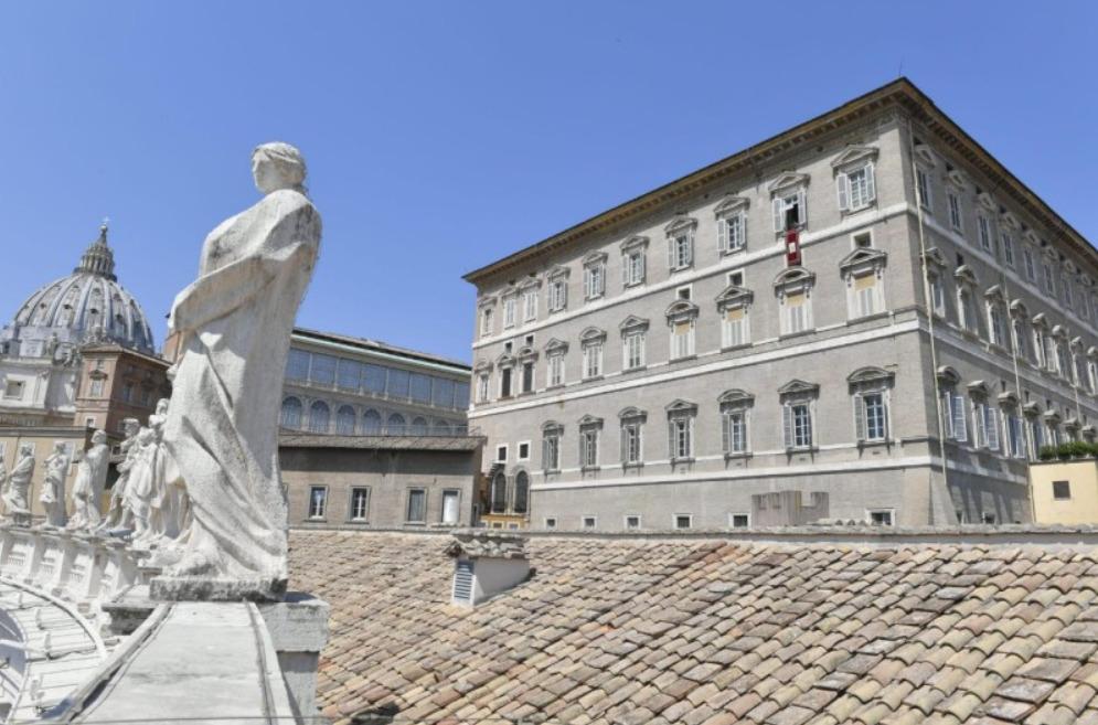 Angélus du 9 août 2020 © Vatican Media