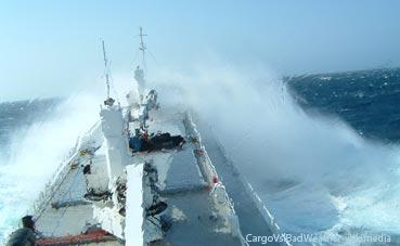 Cargo bateau de travailleurs de la mer © Wiikimedia commons