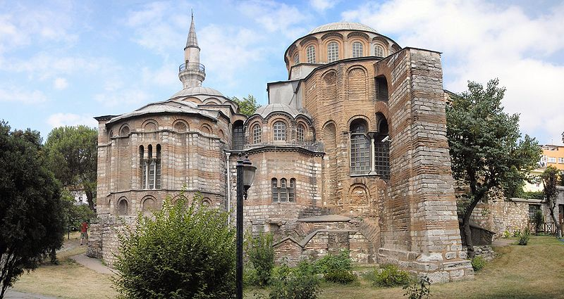 Saint-Sauveur-in-Chora, © Wikimedia Commons Gryffindor