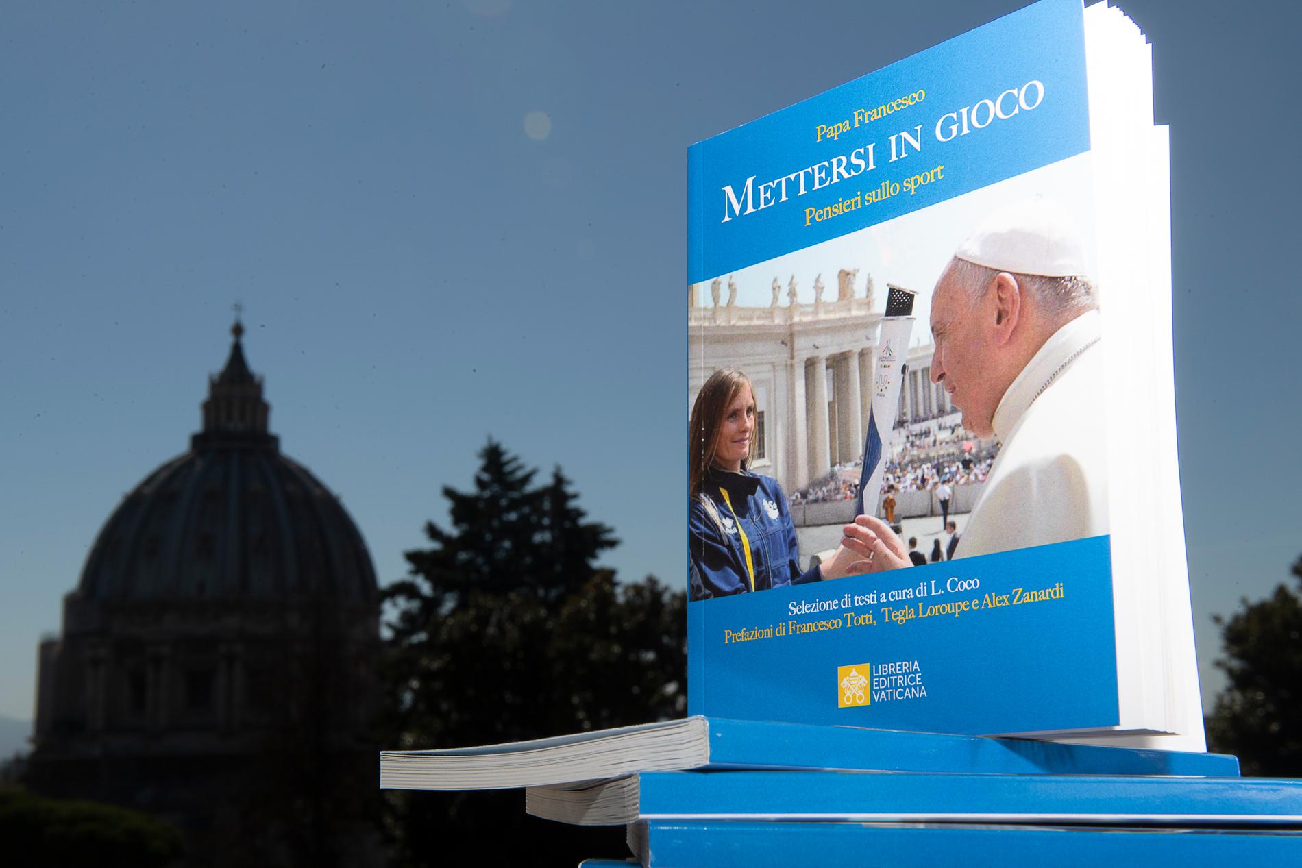 Paroles du pape sur le sport © Vatican Media