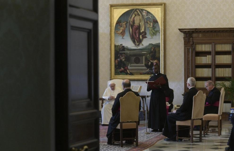 Audience générale du 5 août 2020 © Vatican Media