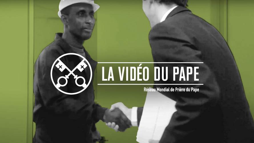 La vidéo du pape, septembre 2020