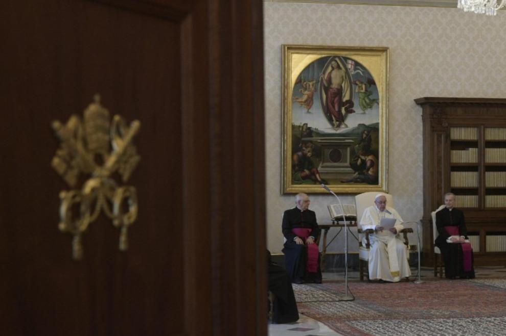 Audience générale du 26 août 2020 © Vatican Media