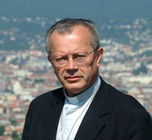 Mgr Hippolyte Simon, © site du diocèse de Clermont-Ferrand