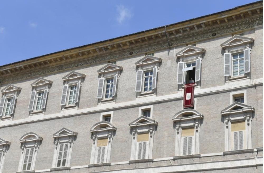 Angélus du 15 août 2020 © Vatican Media