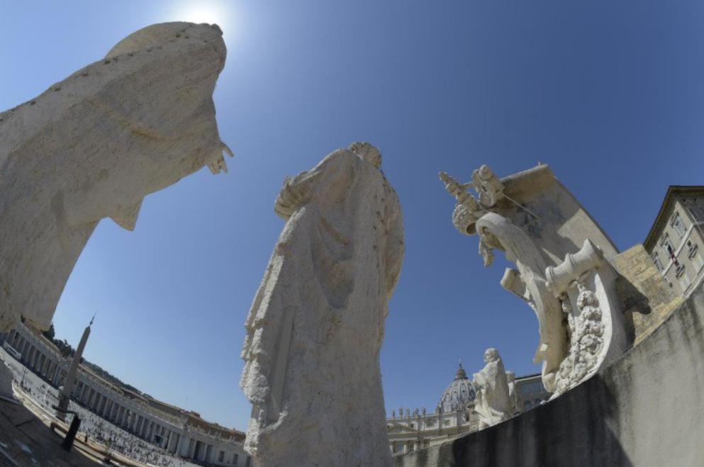 Angélus du 16 août 2020 © Vatican Media