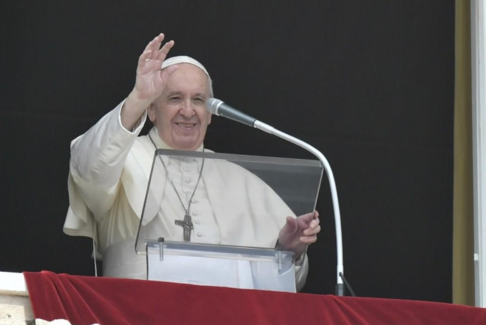 Angélus du 30 août 2020 © Vatican Media