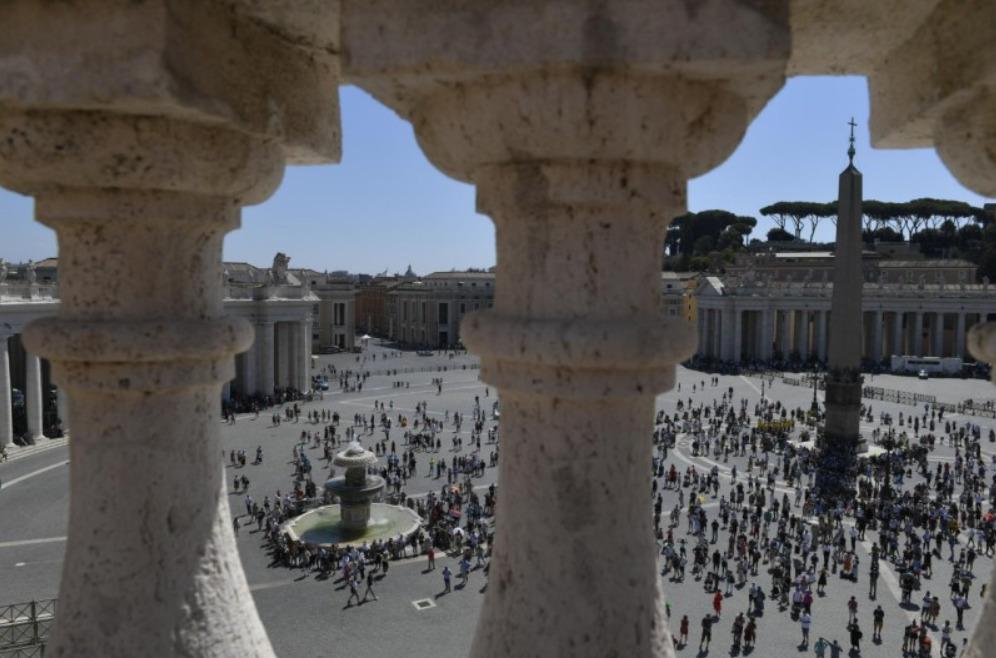 Angélus du 23 août 2020 © Vatican Media