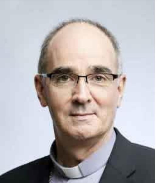 Mgr Percerou © eglise.catholique.fr