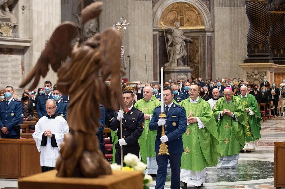 Gendarmerie vaticane © Vatican Media
