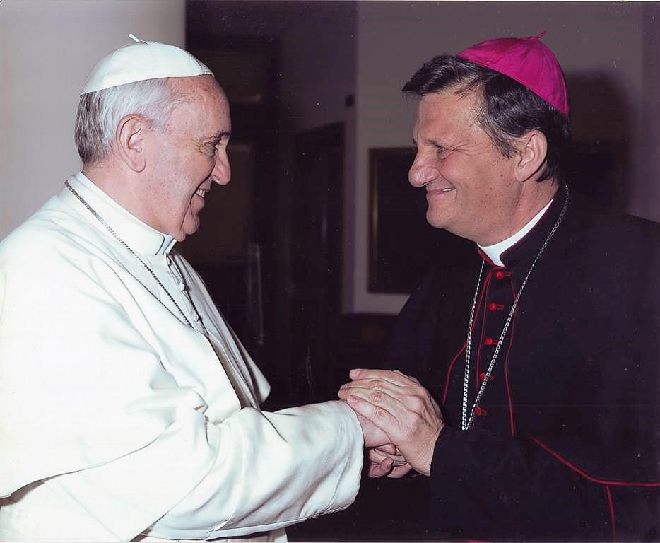 Mgr Mario Grech © Vatican Media
