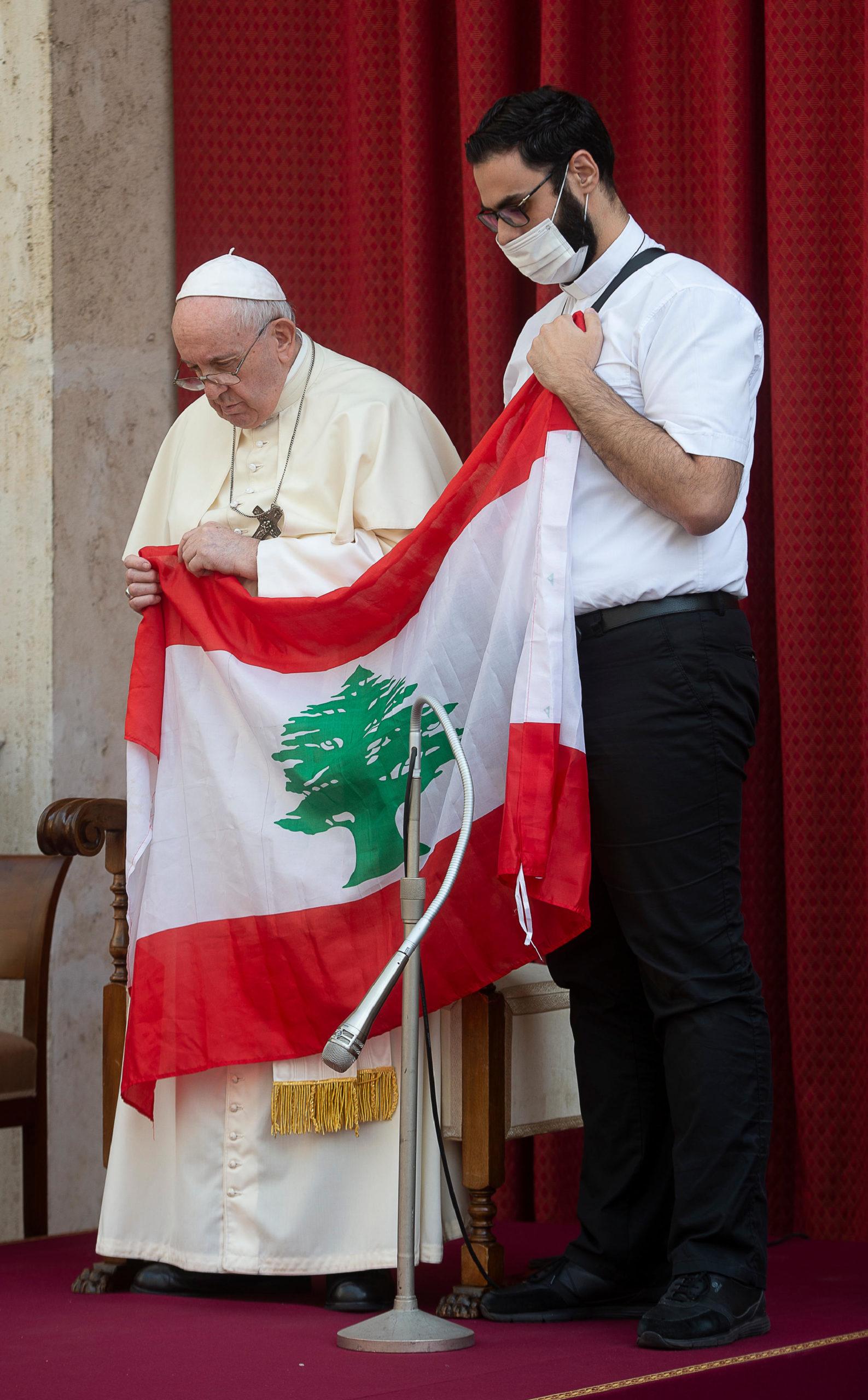 Audience générale du 2 septembre 2020 © Vatican Media