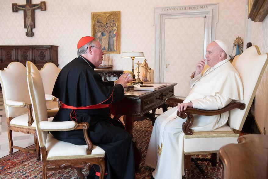 Card. Jean-Claude Hollerich © Vatican Media