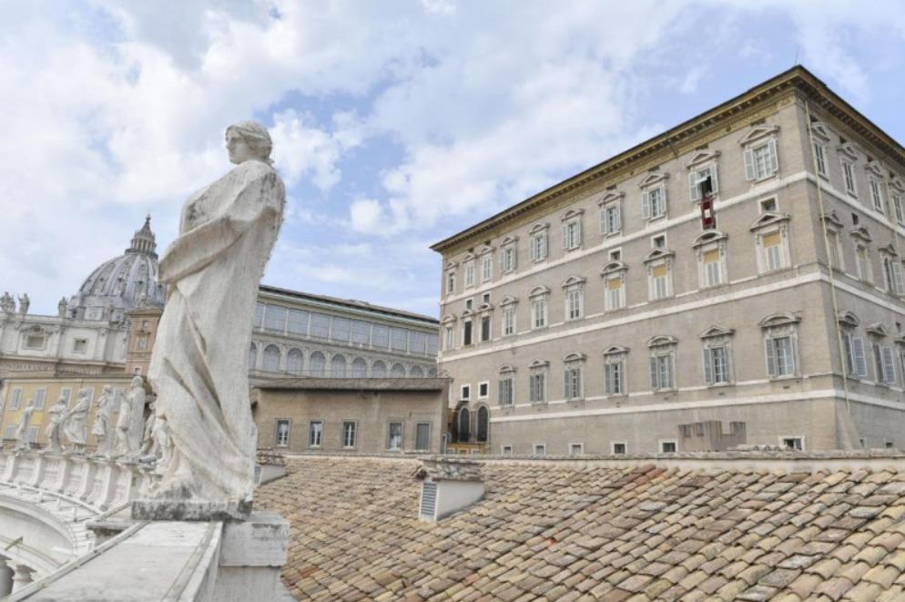 Angélus du 20 septembre 2020 © Vatican Media