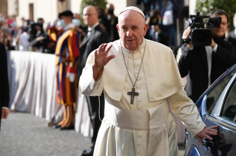 Audience générale du 16 septembre 2020 © Vatican Media