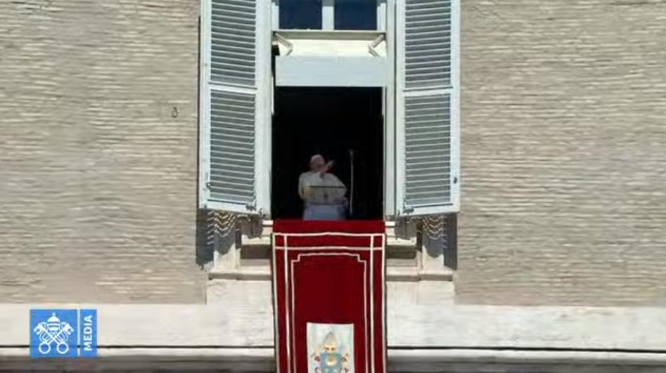 Angélus du 6 septembre 2020 © Vatican Media
