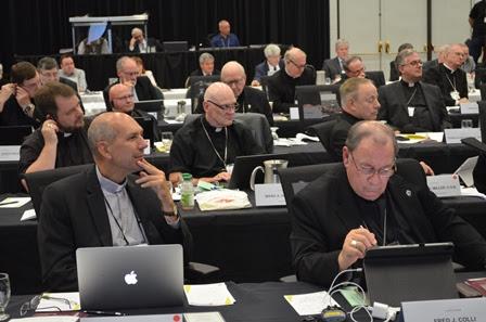 Assemblée 2020 des évêques du Canada © CECC
