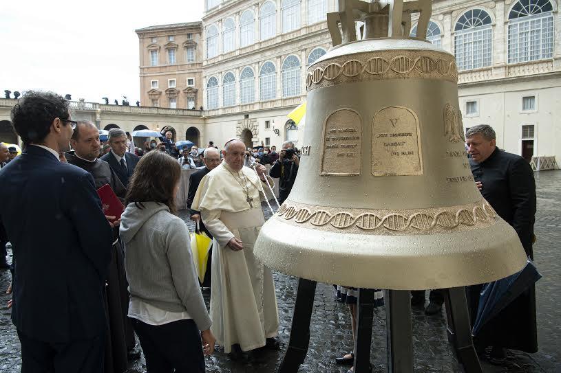 Audience du 23 sept. 2020 © Vatican Media