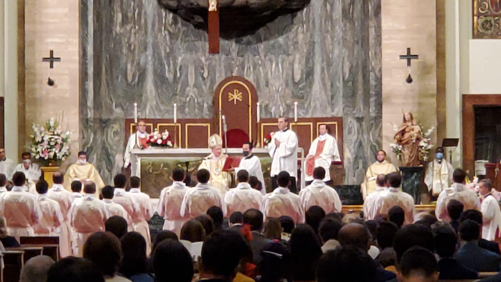 Cardinal Pietro Parolin © Zenit, Deborah Lubov