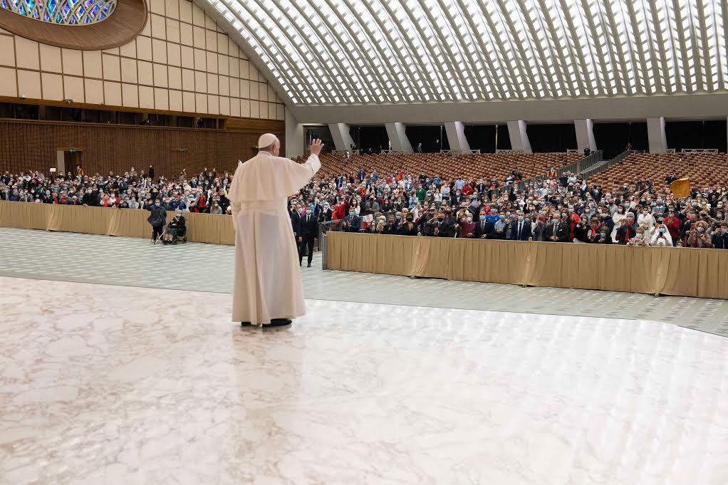 Audience générale, 21 octobre 2020 © Vatican Media