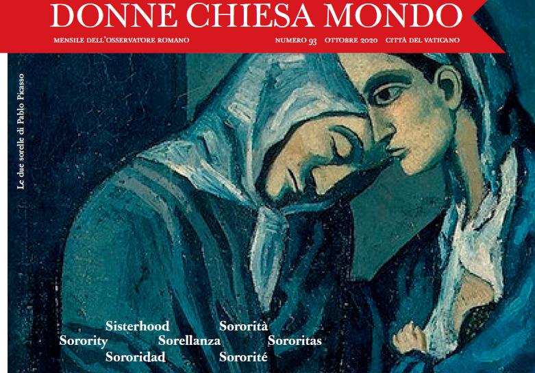 Mensuel Femmes Eglise Monde d'octobre 2020