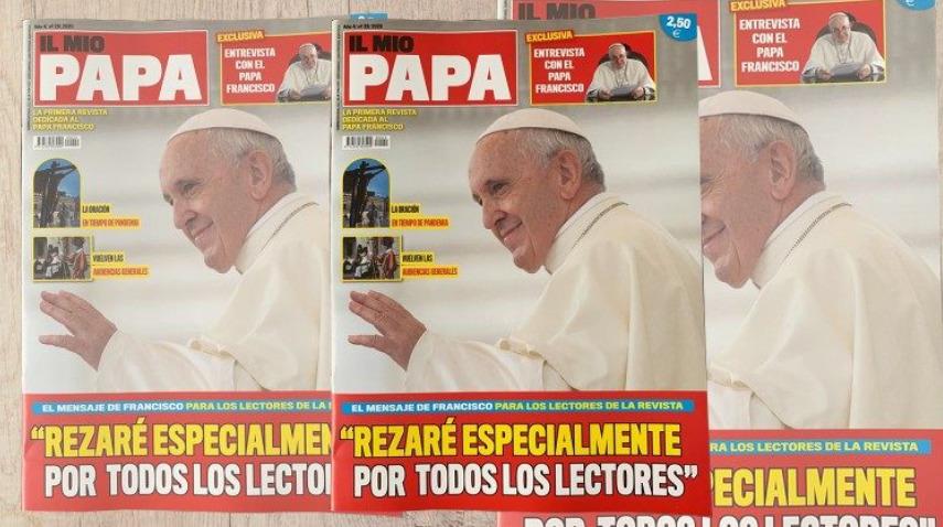 Revue Il mio papa octobre 2020