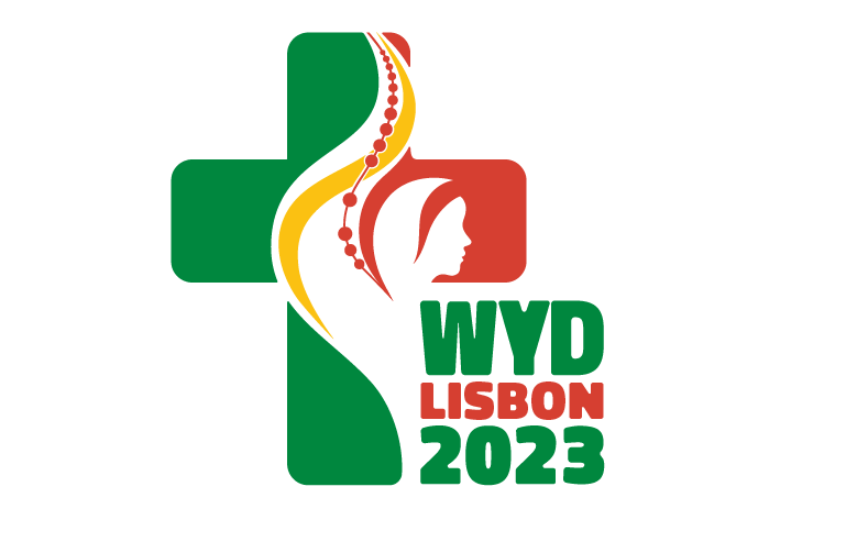Logo JMJ de Lisbonne 2023