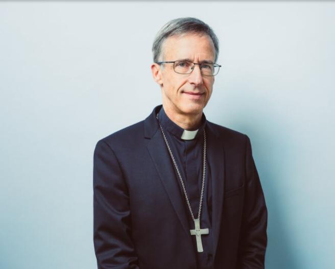Mgr Olivier de Germay © eglise.catholique.fr